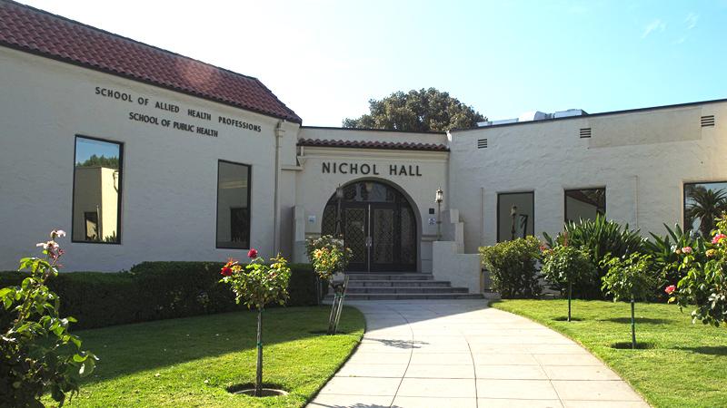 Nichol Hall - School of Allied Health at Loma Linda University