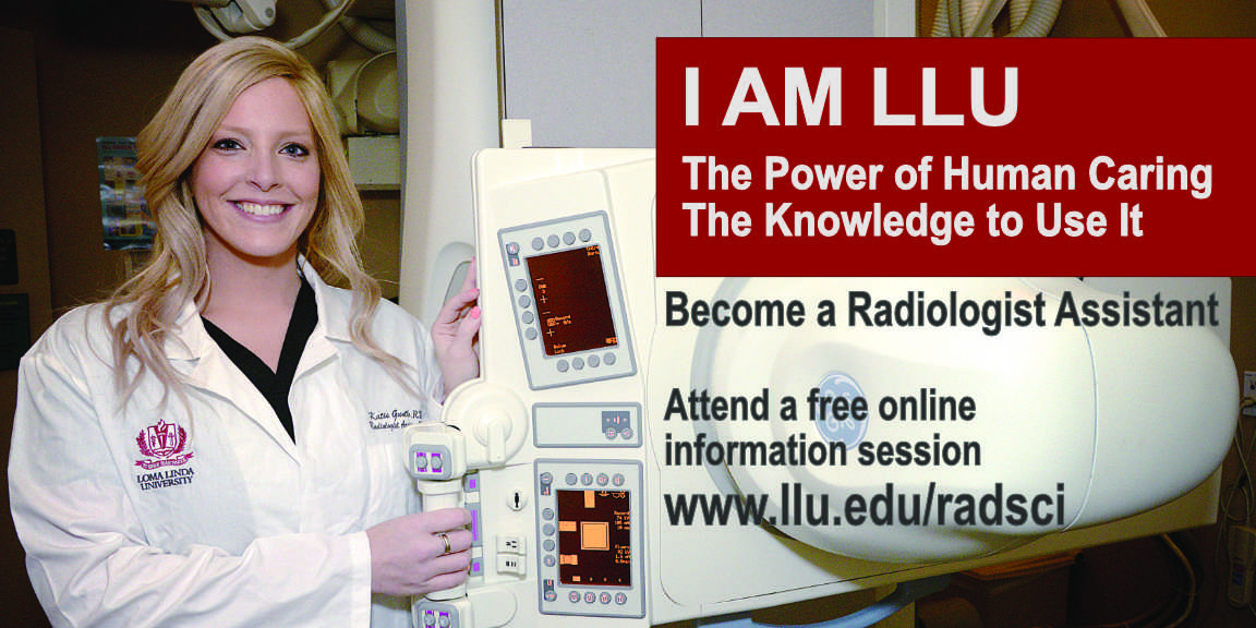 Master S In Radiologist Assistant Online School Of Allied Health