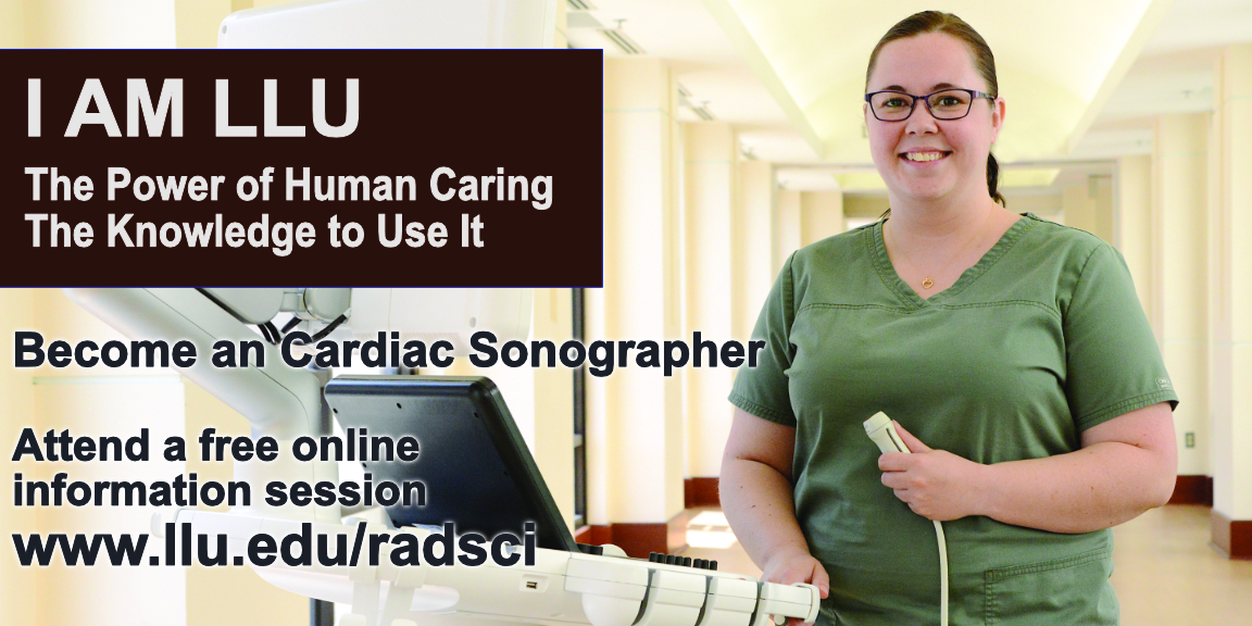certificate in cardiac sonography | school of allied health ...