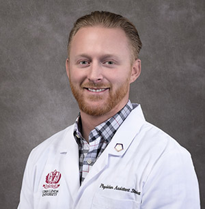 Ryan Ziegler Physician Assistant Student and Veteran