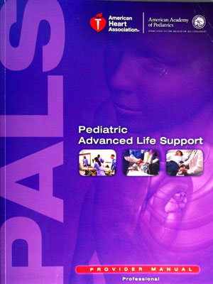 The Pediatric Advanced Life Support (PALS)