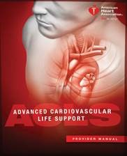 Advanced Cardiovascular Life Support book cover