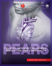 Pediatric Emergency Assessment, Recognition, and Stabilization book cover