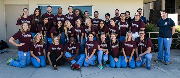 Welcome to the Department of Physician Assistant Sciences!