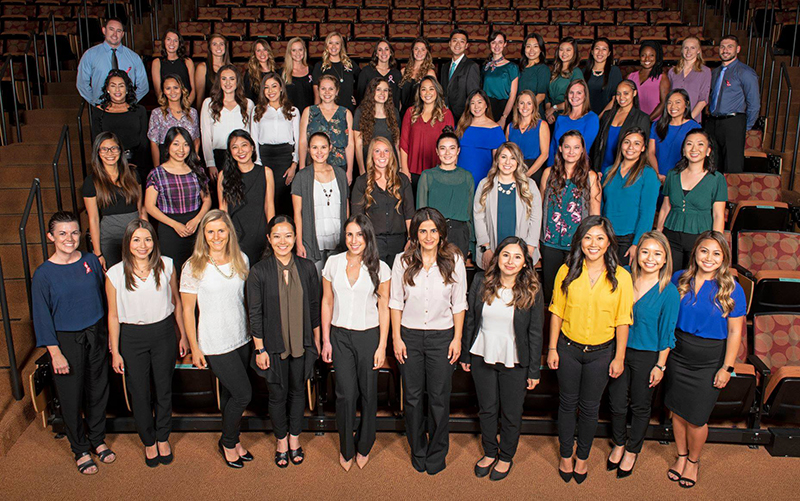 Occupational Therapy Class of 2019