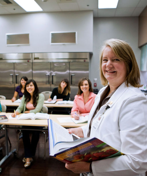 Allied Health Professions: School Of Allied Health Professions