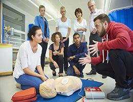 LLU School of Allied Health Professions Life Support Education