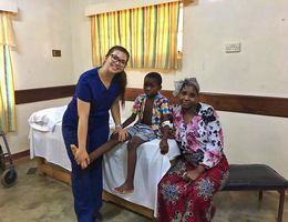 Physical Therapy mission trip to Malawi